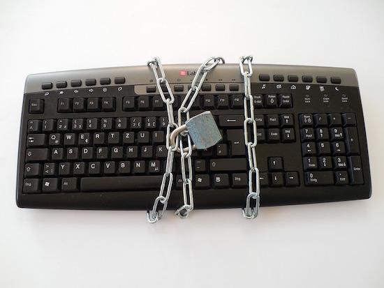 Date personale - tastatura securizata