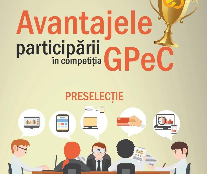 Ce avantaje au magazinele online care participă la Competiția GPeC 2016 (INFOGRAFIC)