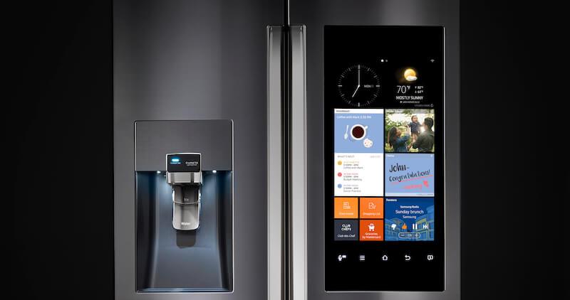 Consumatorii britanicii vor frigider inteligent și robot care împăturește rufele