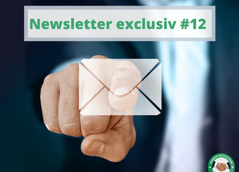 PREMIUM: Confirmarea email-ului la comandă și noutăți contabile în 2020